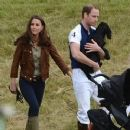 Will & Kate with Lupo