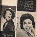 Loretta Young, Annette Funicello - Photoplay Magazine Pictorial [United States] (March 1960) - 454 x 598