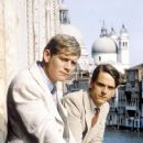 Jeremy Irons and Anthony Andrews