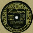 Bing Crosby - Take Me Back To My Roots And Saddle