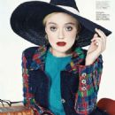 Dakota Fanning - Jalouse Magazine Pictorial [France] (March 2014)