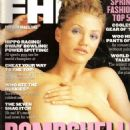 Cameron Diaz - FHM Magazine Cover [United Kingdom] (March 1997)