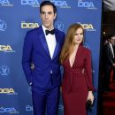 Isla Fisher – 71st Annual Directors Guild of America Awards in Los Angeles 02/02/2019