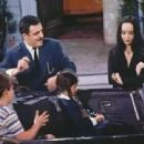 John Astin on The Addams Family