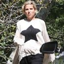 Elsa Pataky spotted out and about in Malibu, California on April 5, 2014