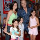 David Carradine & Family in 2005