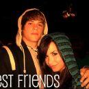 Tony Oller and Demi Lovato