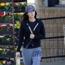 Megan Fox: shopping in Los Angeles