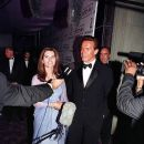 Arnold Schwarzenegger & Maria Shriver At The 70th Annual Academy Awards - 389 x 612