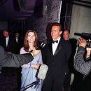 Arnold Schwarzenegger & Maria Shriver At The 70th Annual Academy Awards