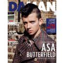 Asa Butterfield - Da Man Magazine Cover [Indonesia] (January 2017)