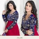 Sonal Chauhan New Photo Shoot For Anarkali Designer Wear 2013 - 370 x 416