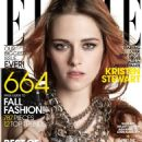 Kristen Stewart Elle Magazine Us September 2014