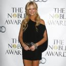Nancy O'Dell - 1 Annual 'Noble Humanitarian Awards' On October 18, 2009 In Beverly Hills, California