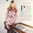 Clemence Poesy - Tatler Magazine - April 2010