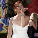 Debra Messing, 58 Emmy Awards 27 Aug 2007