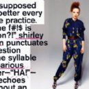 Shirley Manson Nylon Magazine July 2012 - 454 x 280