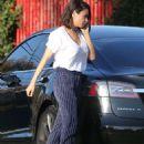 Mila Kunis – Out running errands in LA