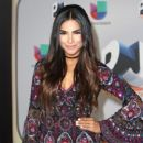 Alejandra Espinoza- Univision's 13th Edition Of Premios Juventud Youth Awards - Arrivals - 400 x 600