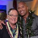Dwayne Johnson- November 14, 2016- The World Premiere of Disney's 'Moana' - 453 x 600