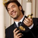 Javier Bardem At The 80th Annual Academy Awards (2008) - 454 x 638