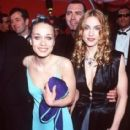 Fiona Apple and Madonna At The 70th Annual Academy Awards (1998) - 414 x 600