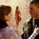 Sarah Wayne-Callies and Wentworth Miller - 454 x 340