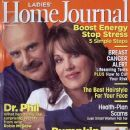 Dr. Phil McGraw - Ladies' Home Journal Magazine [United States] (October 2006)