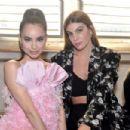 Sofia Carson – Giambattista Valli Womenswear SS 2020 Show at Paris Fashion Week