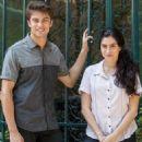 Olívia Torres and Raphael Sander