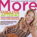 Virginia Madsen - More Magazine [United States] (June 2006)