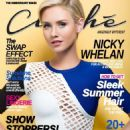 Nicky Whelan - Cliché Magazine Pictorial [United States] (June 2014) - 454 x 588