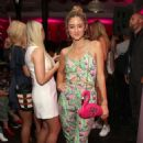 Caroline D'Amore – Paris Hilton x boohoo Official Launch Party in West Hollywood