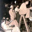 John Huston and Mary Astor