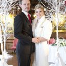 Jane Danson and Adam Rickitt