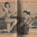 Bettie Page - Gaze Magazine Pictorial [United States] (February 1959) - 454 x 353