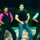 Salman At The Colours Golden Petal Awards