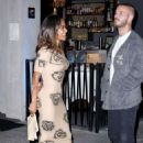 Christina Milian And Matt Pokora – Seen Out In Beverly Hills - 454 x 641
