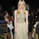 Dakota Fanning attended the 6th Annual DKMS Linked Against Blood Cancer Gala last night, April 26, in New York City