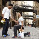 John and Akki Desi Boyz Movie 2011 stills