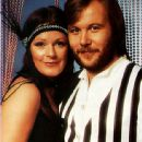 Benny Andersson and Anni-Frid Lyngstad - 443 x 677