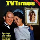 TV Times Cover  (22nd Januarry, 1972) - 454 x 575