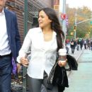 Michelle Rodriguez – Out and about in New York - 454 x 501