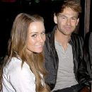 Lauren Conrad and Kyle Howard