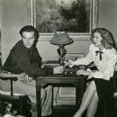 Ray Milland and Muriel Webber