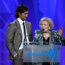 Alex Pettyfer-April 20, 2013-24th Annual GLAAD Media Awards Presented By Ketel One And Wells Fargo - Dinner And Show