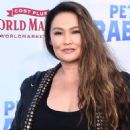 Tia Carrere – Peter Rabbit premiere in Los Angeles