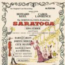 Saratoga 1958 Musical Johnny Mercer,Harold Arlen