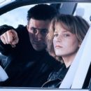 Bridget Fonda and Gabriel Byrne