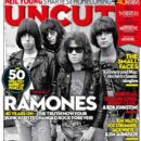 Joey Ramone, Clem Burke, Dee Dee Ramone, Johnny Ramone - Uncut Magazine Cover [United Kingdom] (March 2014)